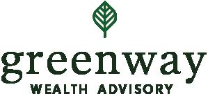 greenway wealth advisory logo green retirement planning in Great Falls