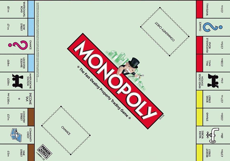 Monopoly Jr and Behavioral Finance: How playing a game can help children with money